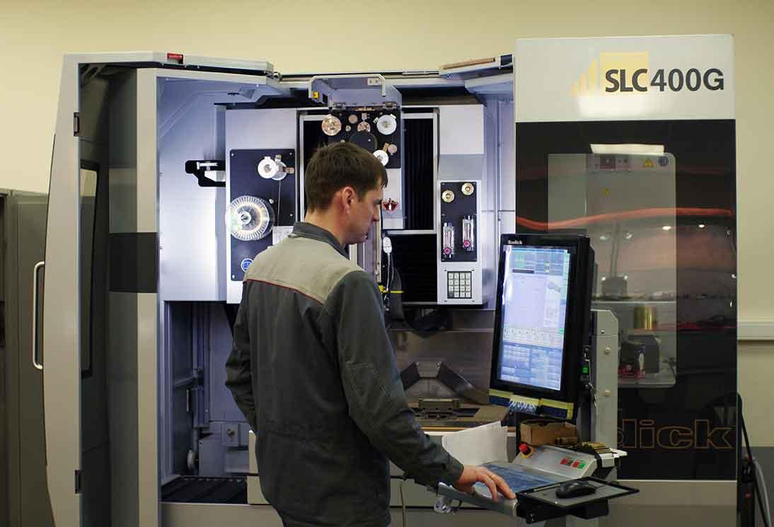 программирование электроэрозионного станка Sodick перед обработкой
