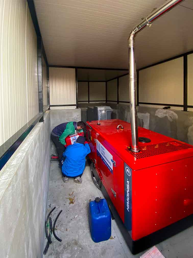 SodicoM-BG Diesel+Compressor