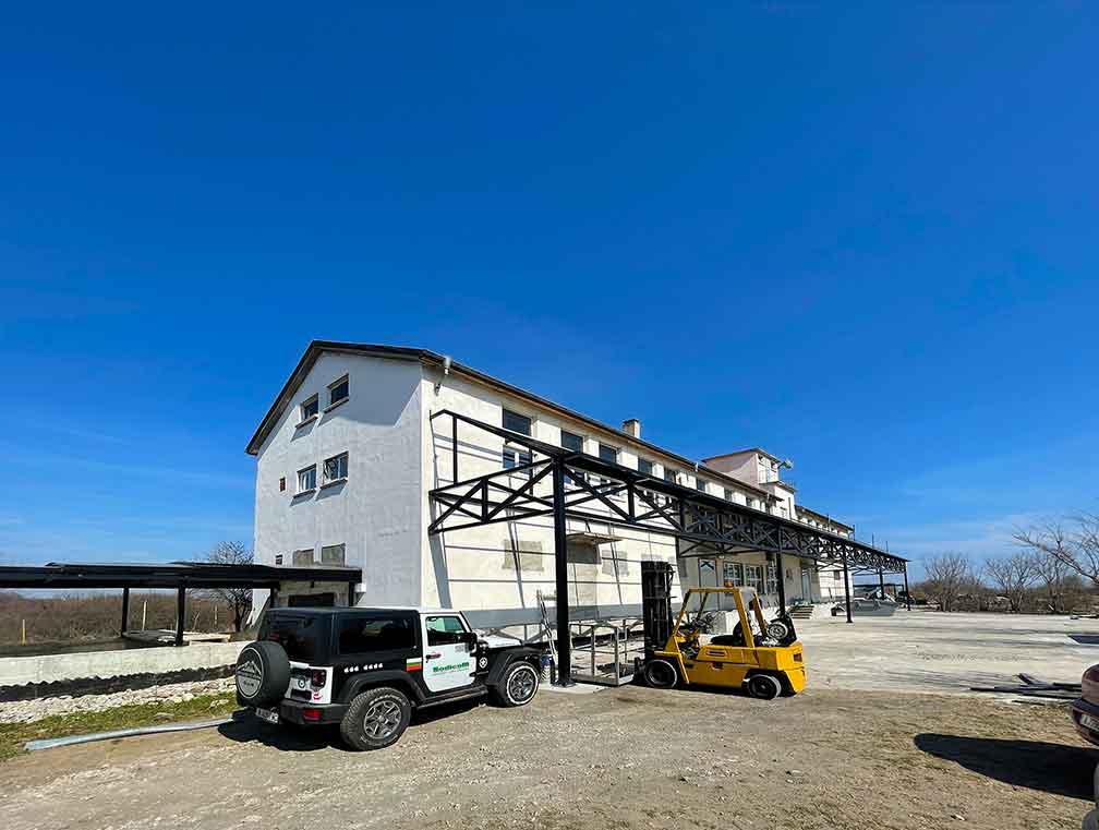 SodicoM-BG center building-West